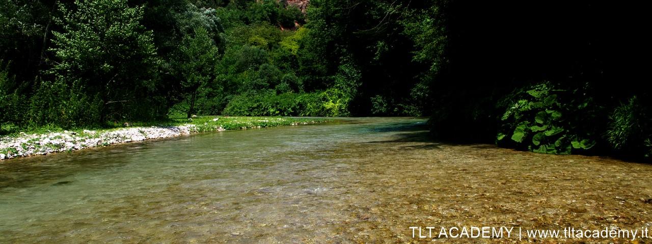 Se non avete mai pescato in questo fiume, non sapete cos'è la pesca. Se non lo avete mai percorso il vostro animo non sa cos'è la gioia.