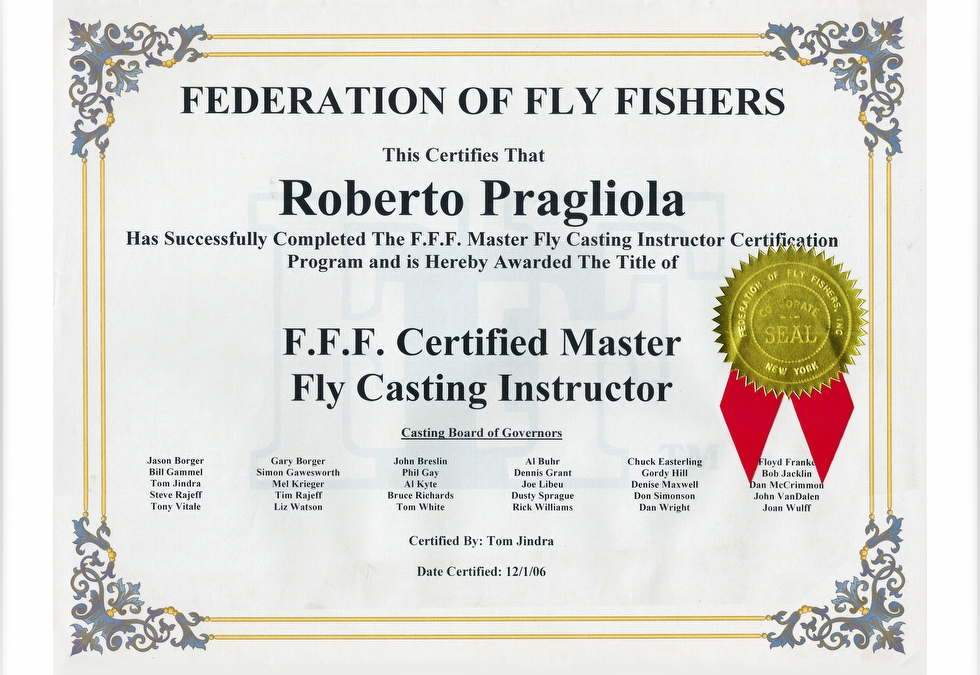 fly fishers federation
