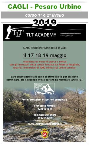 Corso TLT Cagli 2019