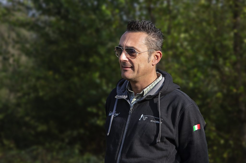 Il direttore Academy Fabio Bargi