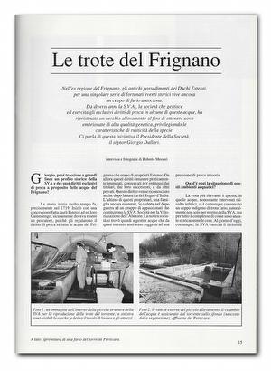 Le trote del Frignano