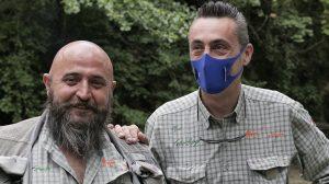 Danilo Farnesi e Fabio Bargi